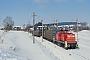 """MaK 1000404 - Railion """"290 531-3"""" 07.03.2005 - UnterlemnitzStefan Motz"""