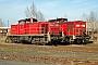 """MaK 1000404 - Railion """"290 531-3"""" 17.02.2007 - Leipzig-Engelsdorf, BetriebswerkTorsten Barth"""