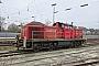 """MaK 1000407 - DB Schenker """"296 034-2"""" 15.02.2015 - Mannheim-RheinauErnst Lauer"""