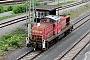 """MaK 1000407 - DB Cargo """"296 034-2"""" 15.05.2016 - Mannheim, RangierbahnhofErnst Lauer"""