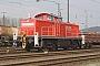 """MaK 1000410 - Railion """"296 037-5"""" 31.03.2007 - Hagen-Vorhalle, RangierbahnhofIngmar Weidig"""