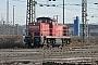 """MaK 1000411 - DB Schenker """"296 038-3"""" 12.01.2014 - Mannheim, RangierbahnhofErnst Lauer"""