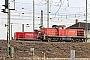 """MaK 1000411 - DB Schenker """"296 038-3"""" 08.03.2015 - Mannheim, RangierbahnhofErnst Lauer"""
