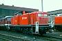 "MaK 1000413 - Railion ""290 040-5"" 15.08.1999 - Oberhausen-Osterfeld, BahnbetriebswerkRalf Lauer"