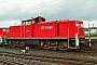 "MaK 1000414 - DB Cargo ""290 041-3"" 10.02.2002 - Hagen-Eckesey, BetriebshofJörg van Essen"