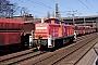 "MaK 1000414 - DB Cargo ""296 041-7"" 06.04.2018 - Hamburg-HarburgKrisztián Balla"