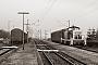 "MaK 1000418 - DB ""290 045-4"" 16.02.1988 - Rheinberg-Millingen, BahnhofMalte Werning"