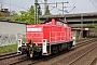 """MaK 1000420 - DB Schenker """"296 047-4"""" 05.05.2014 - Hamburg-HarburgDr. Günther Barths"""