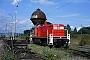 """MaK 1000424 - DB Cargo """"290 051-2"""" 22.09.2001 - Trier-EhrangWerner Schwan"""
