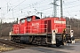 "MaK 1000424 - DB Cargo ""296 051-6"" 13.02.2019 - Köln-Gremberg, Bahnübergang Porzer RingstraßeMichael Kuschke"