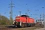 """MaK 1000424 - DB Cargo """"296 051-6"""" 24.03.2020 - Köln-Gremberghoven, Rangierbahnhof GrembergWerner Schwan"""