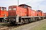 """MaK 1000428 - Railion """"290 055-3"""" 21.04.2007 - Dresden-FriedrichstadtTorsten Frahn"""