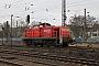 "MaK 1000431 - DB Cargo ""296 058-1"" 12.03.2016 - SeelzeStefan Pavel"