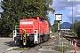 """MaK 1000434 - DB Schenker """"294 603-6"""" 06.09.2009 - Freilassing, BahnbetriebswerkWerner Schwan"""