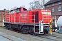 """MaK 1000436 - DB Schenker """"294 605-1"""" 11.11.2015 - Minden (Westfalen)Klaus Görs"""