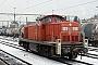 """MaK 1000438 - Railion """"294 107-8"""" 27.01.2007 - SingenNahne Johannsen"""
