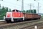 """MaK 1000439 - DB """"290 108-0"""" 15.05.1992 - HammHenk Hartsuiker"""