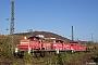 """MaK 1000439 - DB Schenker """"294 608-5"""" 01.11.2015 - Hagen-Vorhalle, TriebfahrzeugservicestelleIngmar Weidig"""