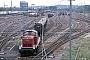 """MaK 1000440 - DB""""290 109-8"""" 03.08.1987 - Karlsruhe, RangierbahnhofIngmar Weidig"""
