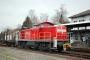 "MaK 1000441 - Railion ""294 610-1"" 29.01.2007 - Meckesheim (Baden)Georg Ringler"