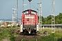 """MaK 1000441 - DB Schenker """"294 610-1"""" 25.06.2015 - Mannheim, HafenbahnstraßeErnst Lauer"""