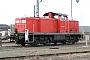 """MaK 1000442 - Railion """"294 955-0"""" 13.03.2005 - Darmstadt, BahnbetriebswerkErnst Lauer"""