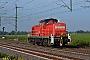 """MaK 1000442 - DB Cargo """"294 955-0"""" 22.09.2016 - Groß GleidingenRik Hartl"""