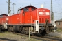 """MaK 1000445 - Railion """"294 114-4"""" 15.11.2006 - Oberhausen, Rangierbahnhof WestRolf Alberts"""