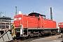 """MaK 1000445 - Railion """"294 114-4"""" 21.04.2007 - Oberhausen, Rangierbahnhof WestIngmar Weidig"""