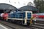 "MaK 1000446 - Railsystems ""294 615-0"" 29.04.2016 - AachenClaudia Rehberg"