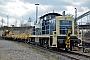 "MaK 1000446 - Railsystems ""294 615-0"" 25.02.2017 - DessauRudi Lautenbach"