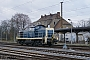 "MaK 1000446 - Railsystems ""294 615-0"" 26.11.2017 - Leipzig-WiederitzschAlex Huber"
