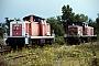 """MaK 1000447 - DB AG """"290 116-3"""" 15.08.1993 - Haltingen, BahnbetriebswerkErnst Lauer"""