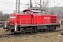 """MaK 1000447 - DB Schenker """"294 616-8"""" 19.02.2011 - Weil am RheinTheo Stolz"""