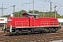 """MaK 1000449 - DB Schenker """"294 618-4"""" 20.08.2011 - Weil am Rhein, BahnhofTheo Stolz"""