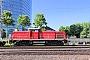 """MaK 1000449 - DB Schenker """"294 618-4"""" 07.06.2014 - Mannheim, HauptbahnhofErnst Lauer"""