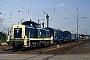 "MaK 1000450 - DB ""290 119-7"" 15.08.1980 - DieburgKurt Sattig"
