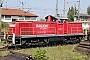 """MaK 1000453 - DB Schenker """"294 622-6"""" 20.08.2011 - Weil am Rhein, BahnhofTheo Stolz"""