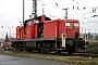 "MaK 1000454 - Railion ""294 123-5"" 21.12.2006 - Bebra, RangierbahnhofThomas Reyer"