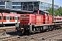 """MaK 1000455 - DB Cargo """"294 624-2"""" 24.08.2017 - München, Bahnhof HeimeranplatzDr. Günther Barths"""