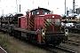 "MaK 1000456 - Railion ""290 125-4"" 16.06.2005 - München-MilbertshofenHerbert Ziegler"