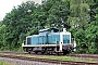 """MaK 1000458 - HSL """"290 127-0"""" 11.07.2015 - Tostedt-DreihausenAndreas Kriegisch"""