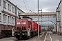 "MaK 1000458 - Railion ""290 127-0"" 29.02.2008 - Mannheim, BetriebshofIngmar Weidig"