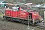 """MaK 1000464 - DB Schenker """"290 633-7"""" 13.04.2013 - Kornwestheim, RangierbahnhofHans-Martin Pawelczyk"""