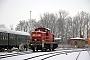 """MaK 1000465 - DB Cargo """"294 634-1"""" 08.01.2017 - GlauchauPeter Wegner"""
