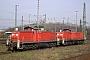 "MaK 1000469 - Railion ""294 138-3"" 17.02.2007 - Weil am RheinWerner Schwan"