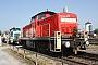 """MaK 1000471 - DB Schenker """"294 640-8"""" 30.06.2012 - Mühldorf (Oberbayern), BahnhofThomas Wohlfarth"""