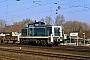 """MaK 1000471 - DB AG """"290 140-3"""" 26.03.1998 - Dieburg, BahnhofKurt Sattig"""