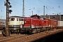 "MaK 1000473 - DB ""290 142-9"" 05.02.1985 - GießenJulius Kaiser"