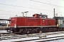 "MaK 1000474 - DB ""290 143-7"" 06.01.1985 - GießenJulius Kaiser"